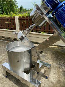 กิตตกานต์เครื่องกวน เครื่องกวนไส้ เครื่องกวนผสม เครื่องกวนอเนกประสงค์ กระทะกวนไส้ขนม